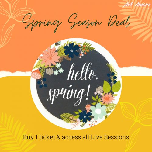 Spring Season Live Sessions by Art Amore