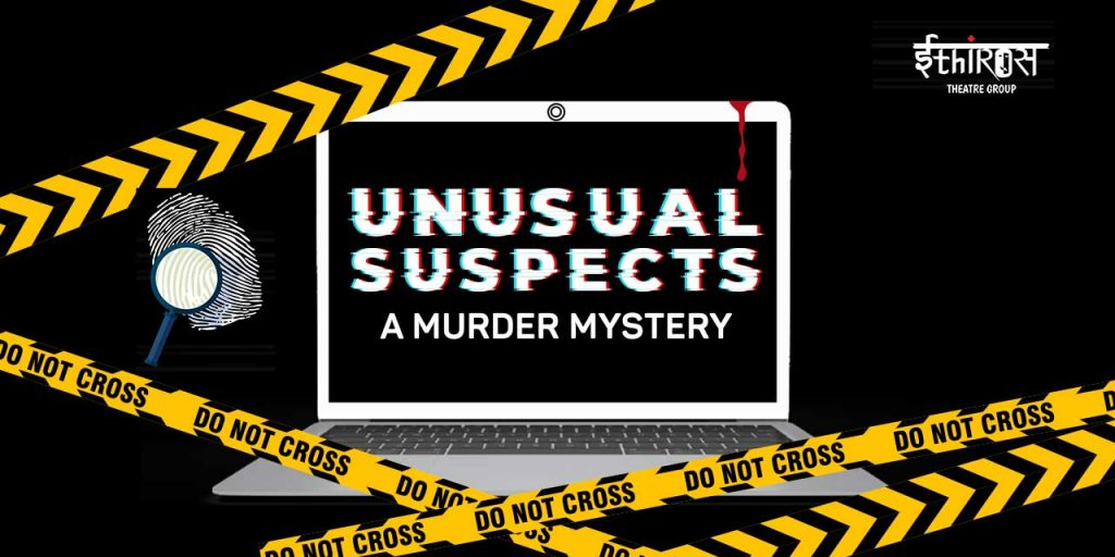 Unusual Suspects (An Immersive Murder Mystery)