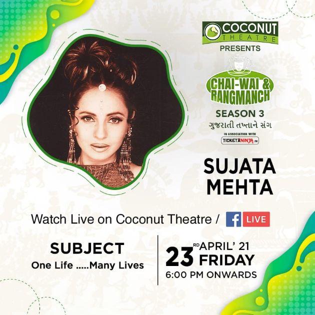 Watch Live Smt. Sujata Mehta
