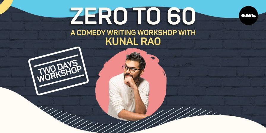 Zero to 60 - A Comedy Writing ...