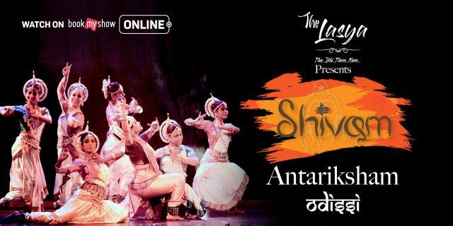 Antariksham odissi by The Lasya