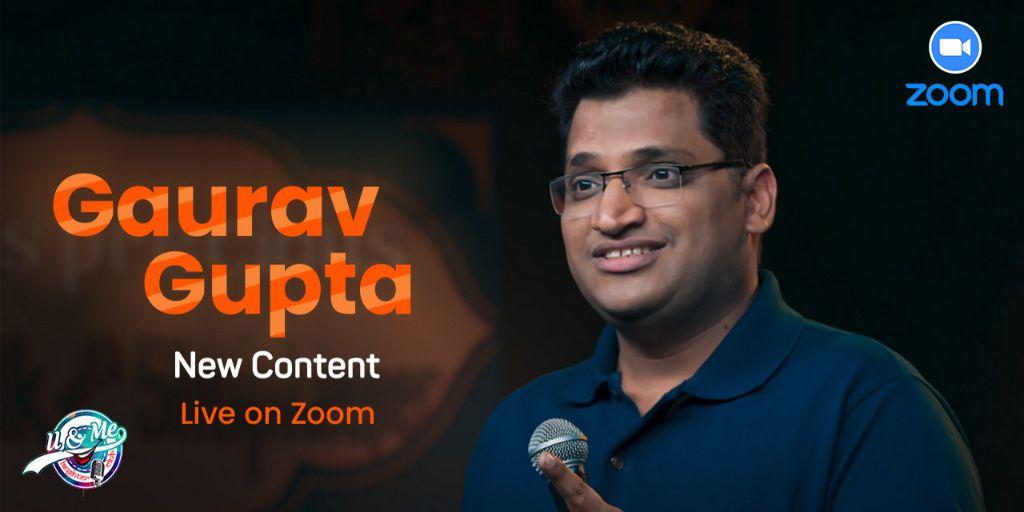 Gaurav Gupta Live