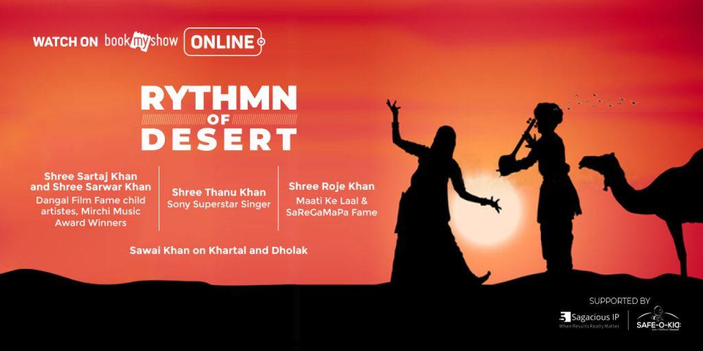 Rhythm of Desert - A Virtual Event