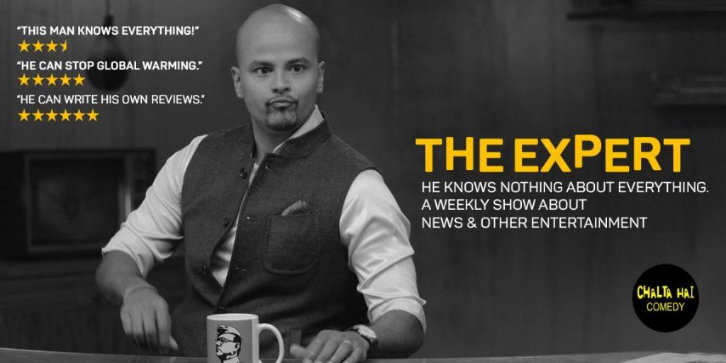 The Expert ft. Sorabh Pant