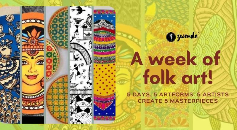 A Week of Folk Art