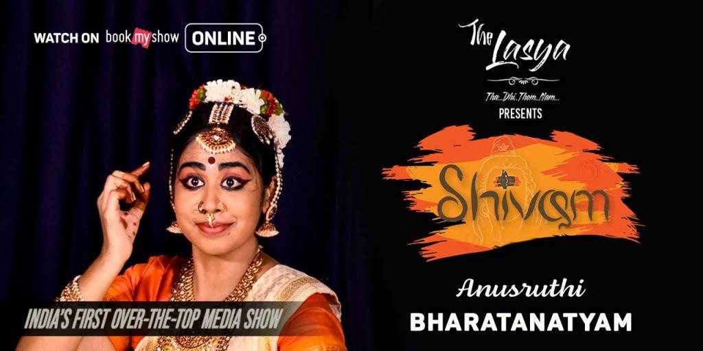 Anusruthi`s Bharathanatyam by The Lasya