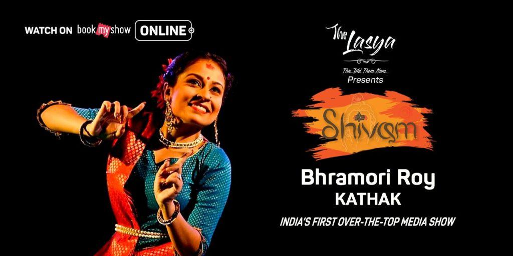 Bhramori Roy`s Kathak by The Lasya