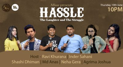HASSLE - The Laughter and The Struggle
