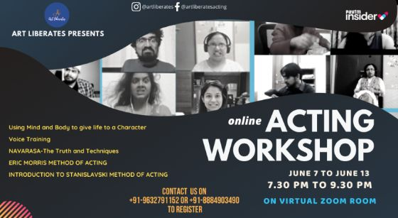 Learn Acting Online- Acting Workshop (1)