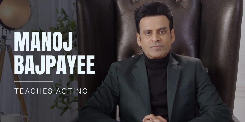 Manoj Bajpayee Teaches Acting