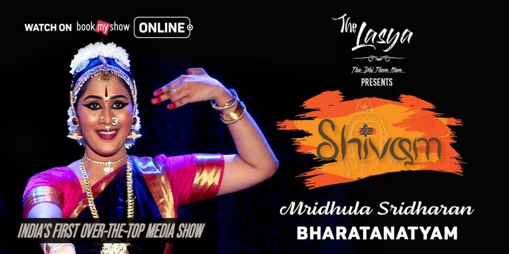 Mridhula Sridharan`s bharatanatyam by The Lasya