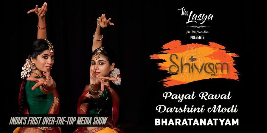 Payal Raval & Darshini Modi`s Bharatanatyam