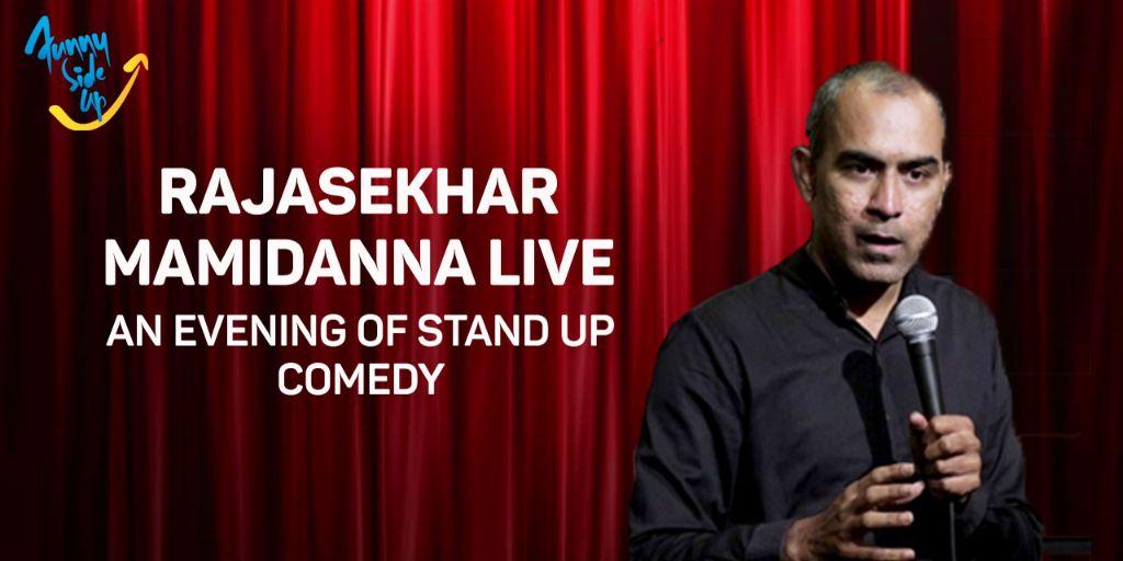 Rajasekhar Mamidanna Live