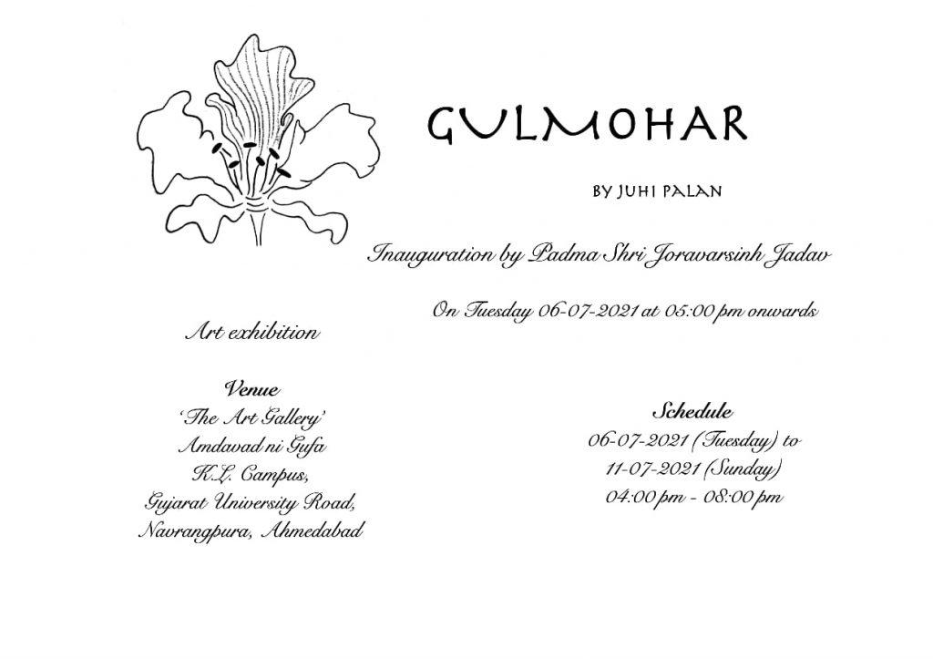 Gulmohar by Juhi Palan