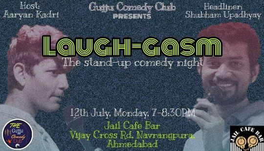 LaughGasm Stand-up Comedy