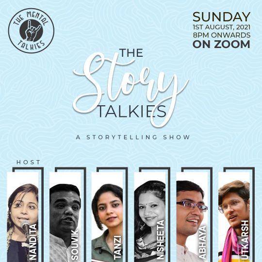 The Story Talkies Storytelling Show