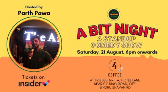 A Bit Night - A Standup Comedy Show