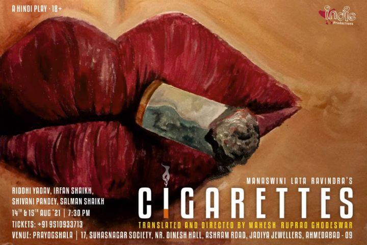 CIGARETTES - Hindi Play