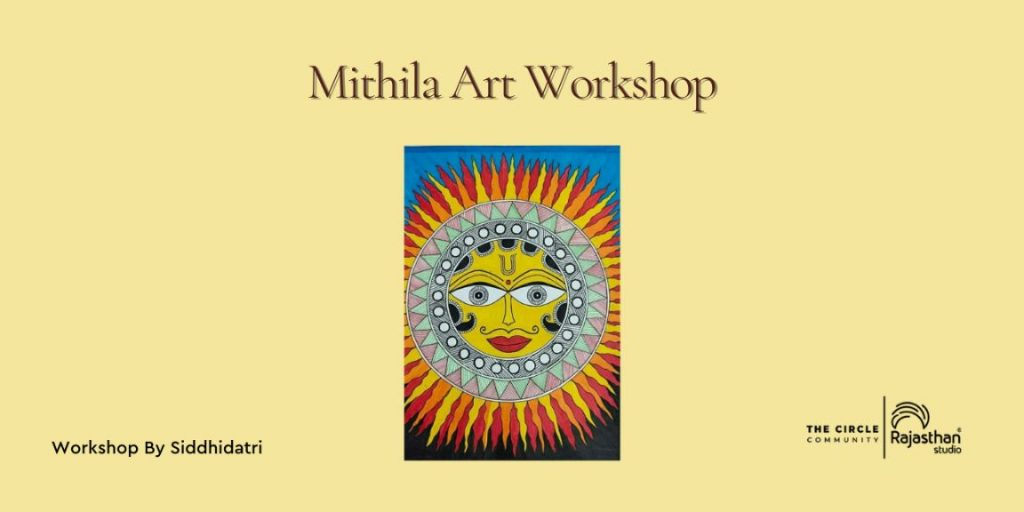 Mithila Art Workshop