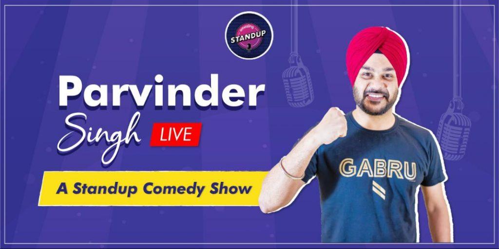 Parvinder Singh Live
