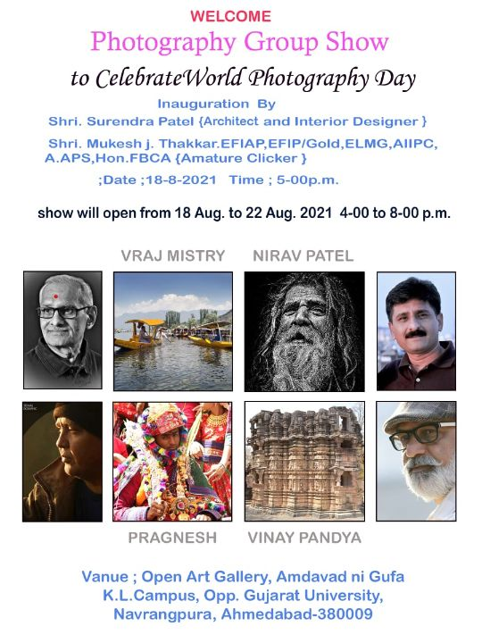 Photography group show