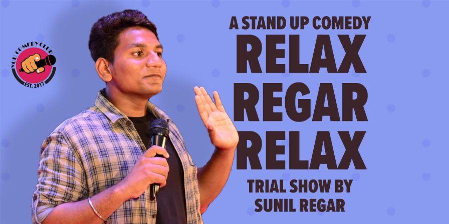 Relax Regar Relax ft. Sunil Regar