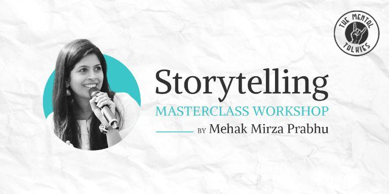 Storytelling Masterclass-Workshop