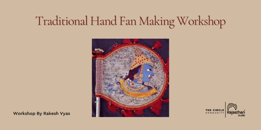 Traditional Hand Fan Making Workshop