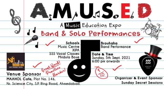 AMUSED - The Music Education Expo