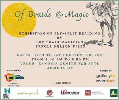 Exhibition of Ply-Split Braiding