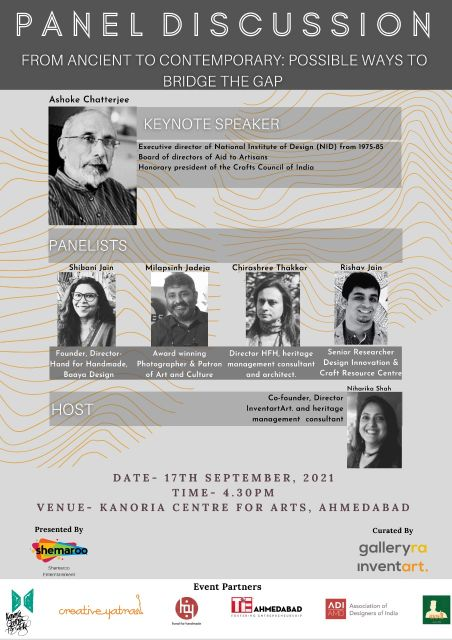 Panel Discussion - From Ancient Contemporary - Possible Ways To Bridge The Gap
