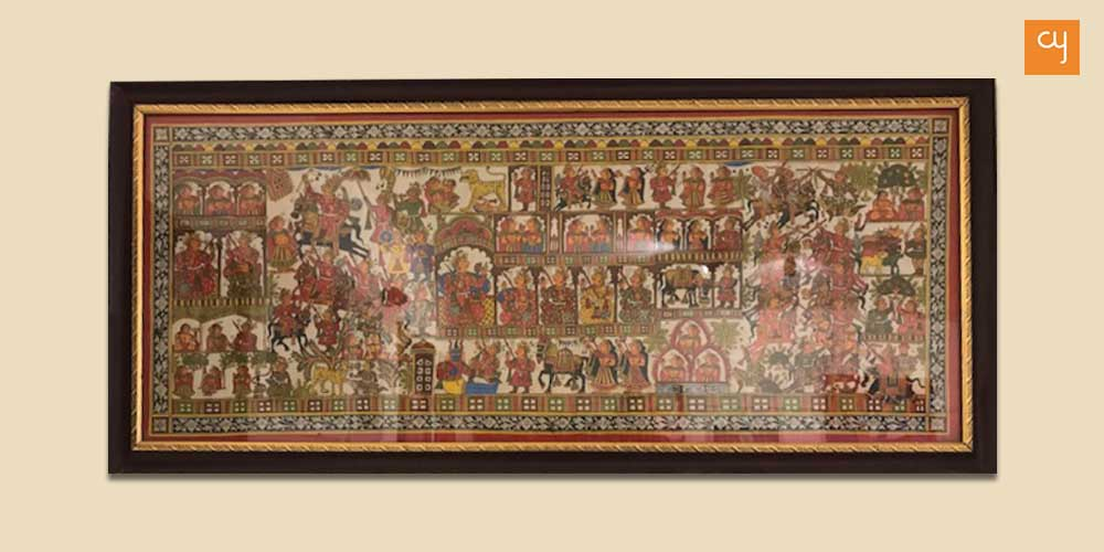 The Verve shows the Nerve of the Jain Community to Promote Art