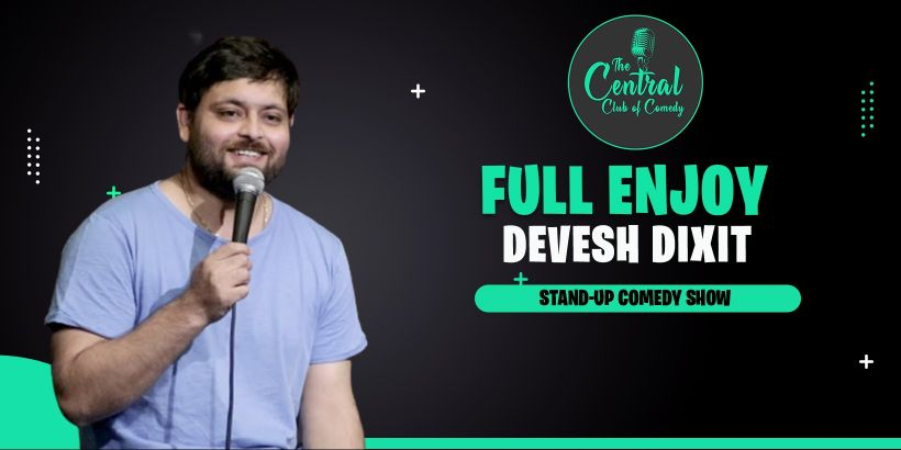 Full Enjoy - Standup comedy by ...