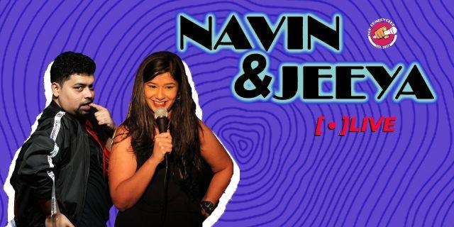 Jeeya Sethi & Navin Noronh ...