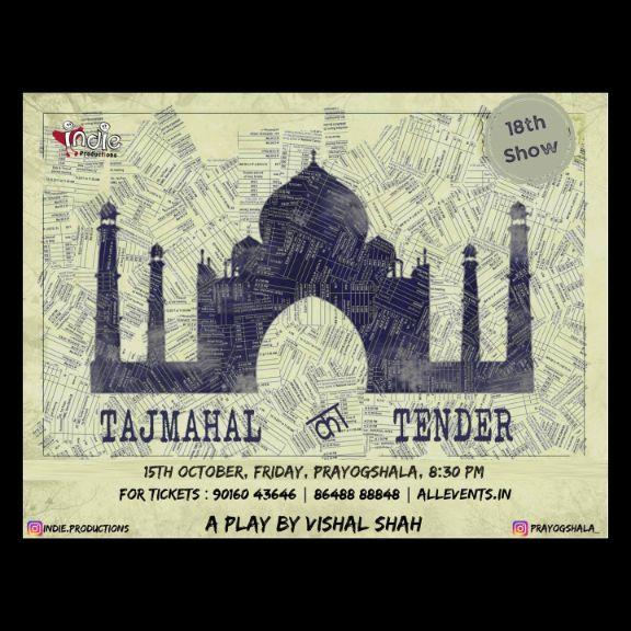 Tajmahal Ka Tender - A Humorou ...