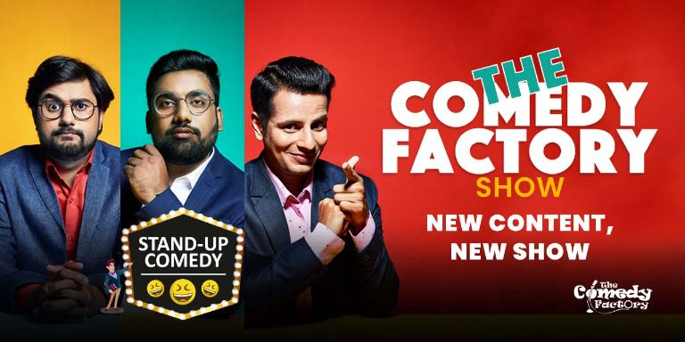 The Comedy Factory Show